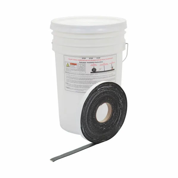 QuikJoint Pail of 1 inch wide